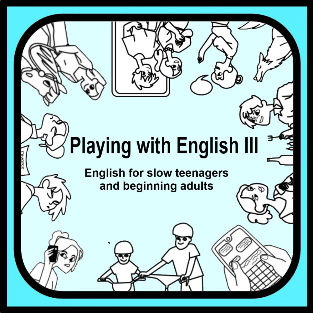 Playing with English III